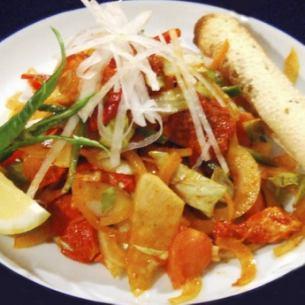スパイシーサラダ Spicy Salad