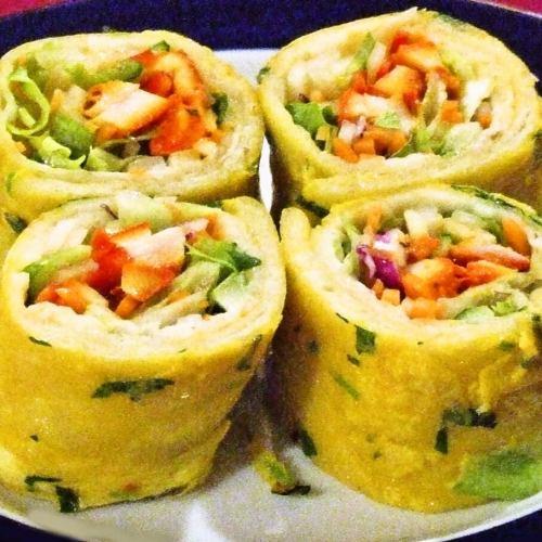 カティカバブ Katti Kebab