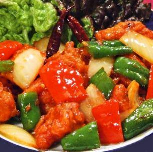 チキンチリ Chicken Chili