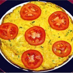 ネパーリオムレツ Nepali Omelette