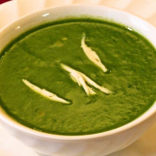 ほうれん草スープ Spinach Soup