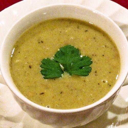 豆スープ Dal (Lentil) Soup