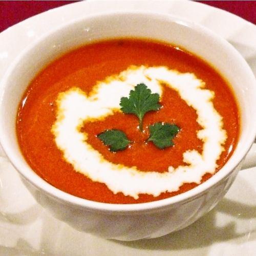 トマトスープ Tomato Soup