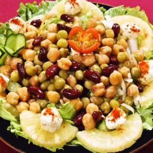 ビーンズサラダ Beans Salad