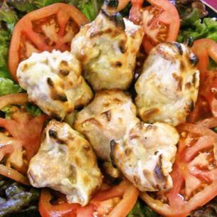 チキンマライカバブ Chicken Malai Kebab