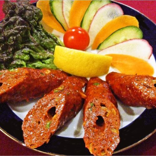 シースカバブ Shish Kebab