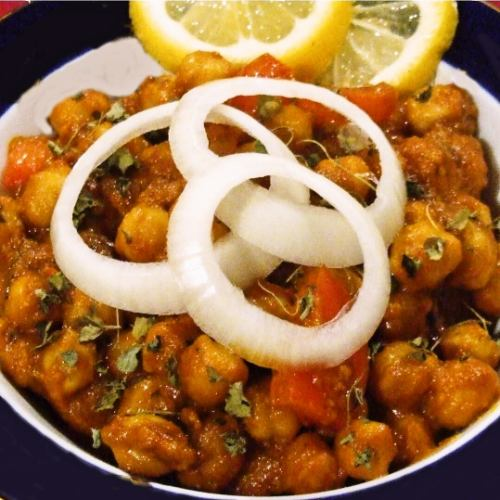 チャナマサラ Chana(Chickpeas) Masala