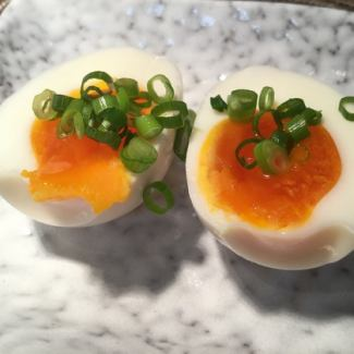 Garlic egg